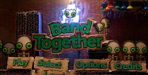 Band Together 類似小小大星球風格的益智遊戲 for iOS