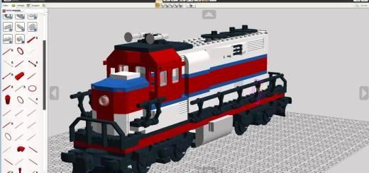 LEGO Digital Designer 樂高數位設計軟體 用電腦玩樂高