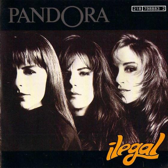 03 Pandora – Ilegal