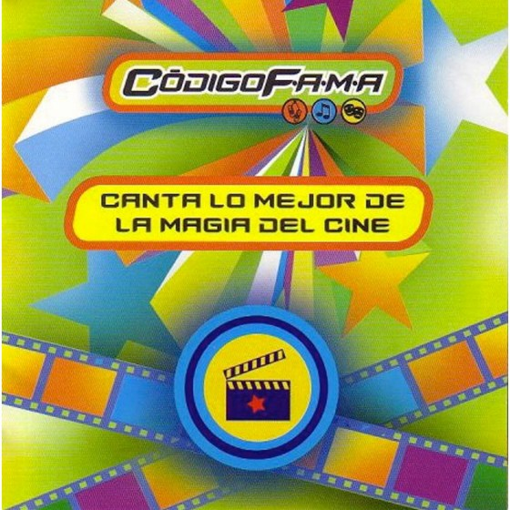 55 Codigo FAMA – Cine