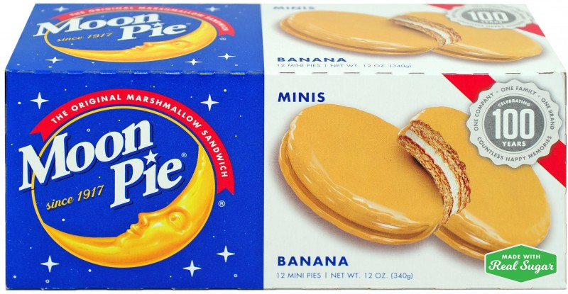 Banana Mini Moonpie Moonpie