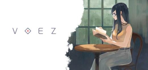 雷亞遊戲最新作 VOEZ音樂遊戲上架