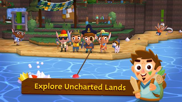 与动物之森玩法相似的农场经营游戏