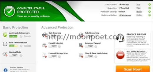 免費防毒軟體下載 Ad-Aware Free Antivirus+