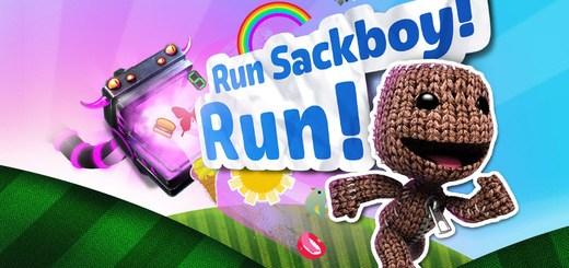 小小大星球手機版跑酷遊戲 - Run, Sackboy, Run!