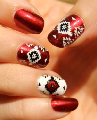 Native American Nail Art | www.imgkid.com - The Image Kid ...