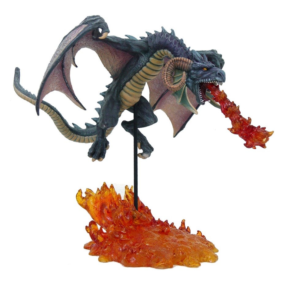 Giant Dragon Statue Line Of Fire Dragon Statue