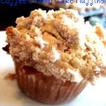 Coffee Crumb Cake Muffins
