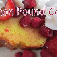 16 Perfectly Delicious Pound Cakes!