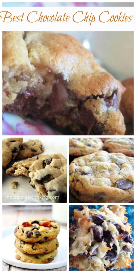 12 Best Chocolate Chip Cookie Recipes