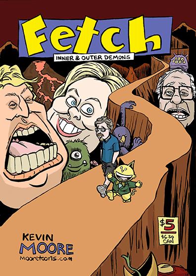 Fetch book cover