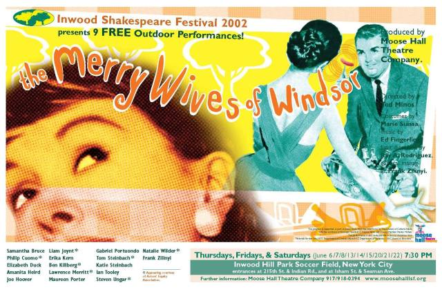 The Merry Wives of Windsor - 2002