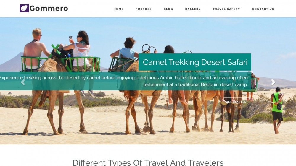 30+ Best Wordpress Travel Themes for Travel Blogs And Magazines