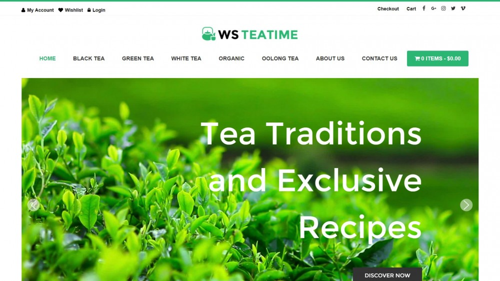 20+ WordPress themes for an organic food shop, healthy food blog