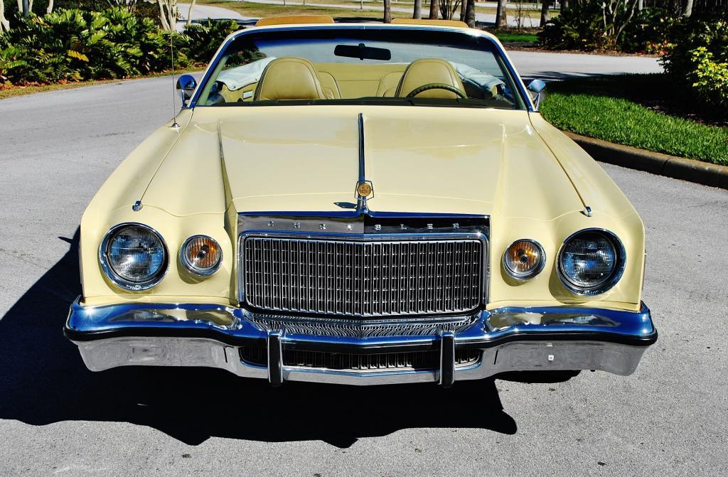 1977 chrysler cordoba convertible on ebay