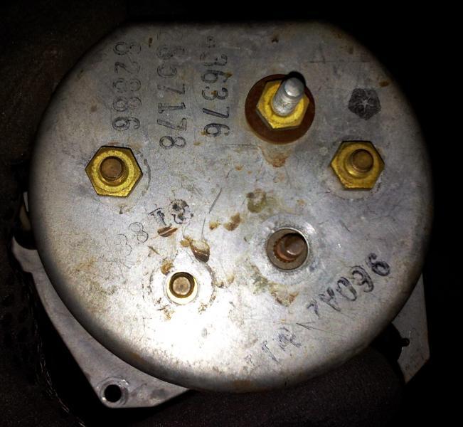 68 B-Body, tic-toc-tach wiring - Mopar Forums
