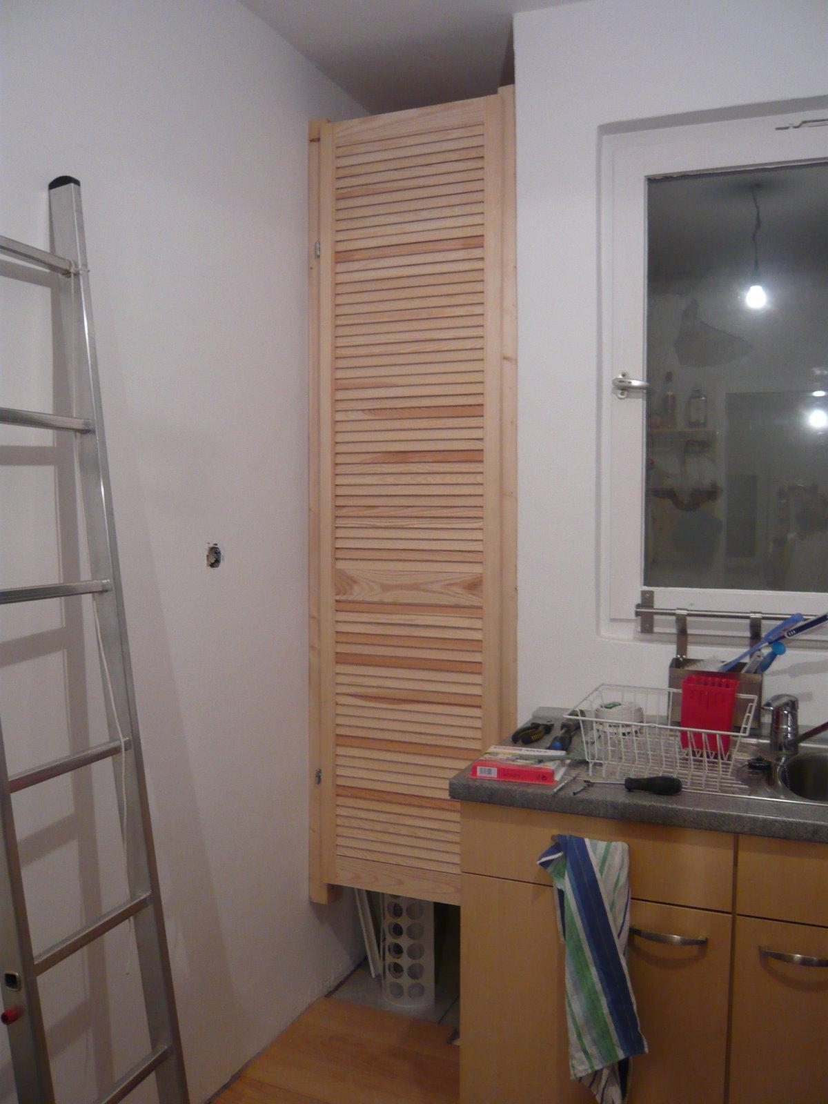 Gastherme Verkleiden Badezimmer | Stadtvilla Fenster Und Innenausbau