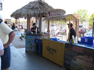 Dunedin Stadium Tiki Bar