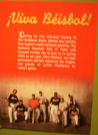 Viva Beisbol!