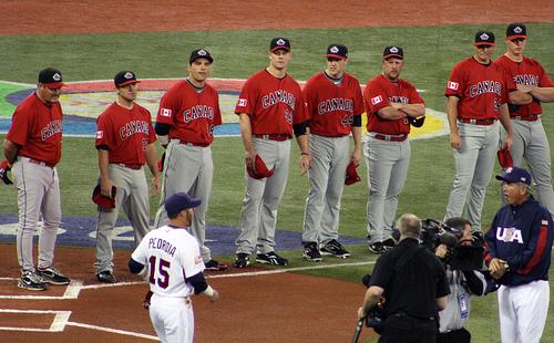 Team Canada - Baseball