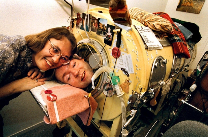 Mark O'Brien & Susan Fernbach