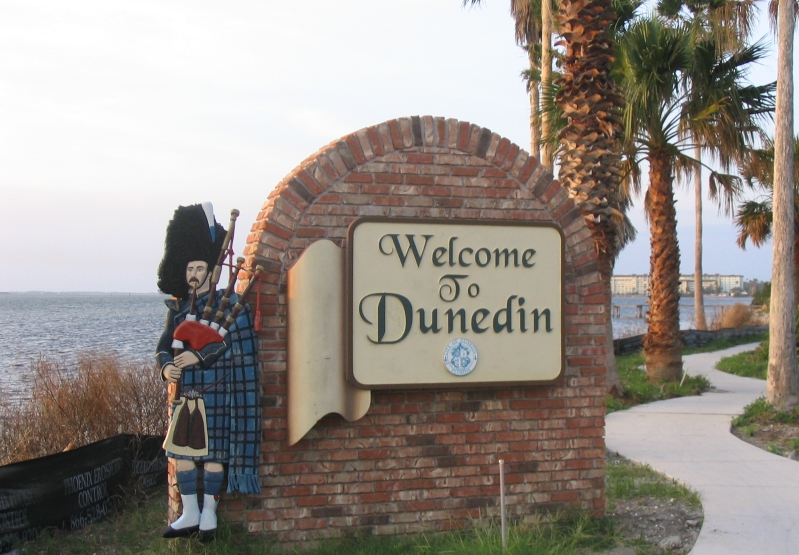 Welcome to Dunedin