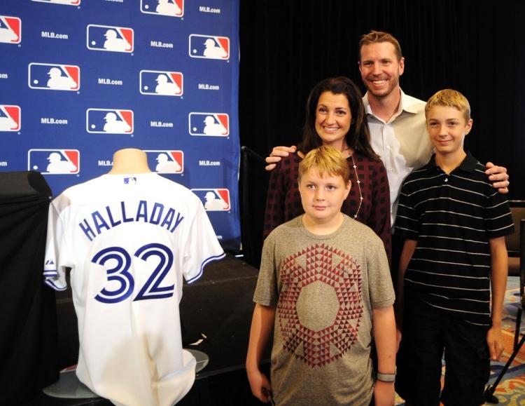 Halladay Family