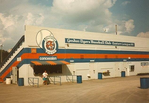London Tigers Baseball Club