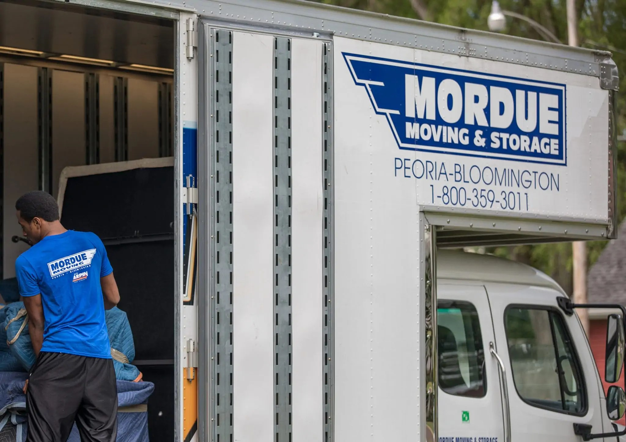 Peoria Storage Home Mordue Moving Storage