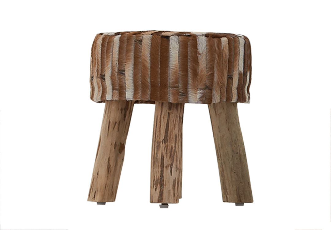 Hocker Mit Fell Hocker Mit Fell