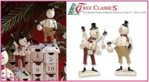 Snowmen Tree Classics