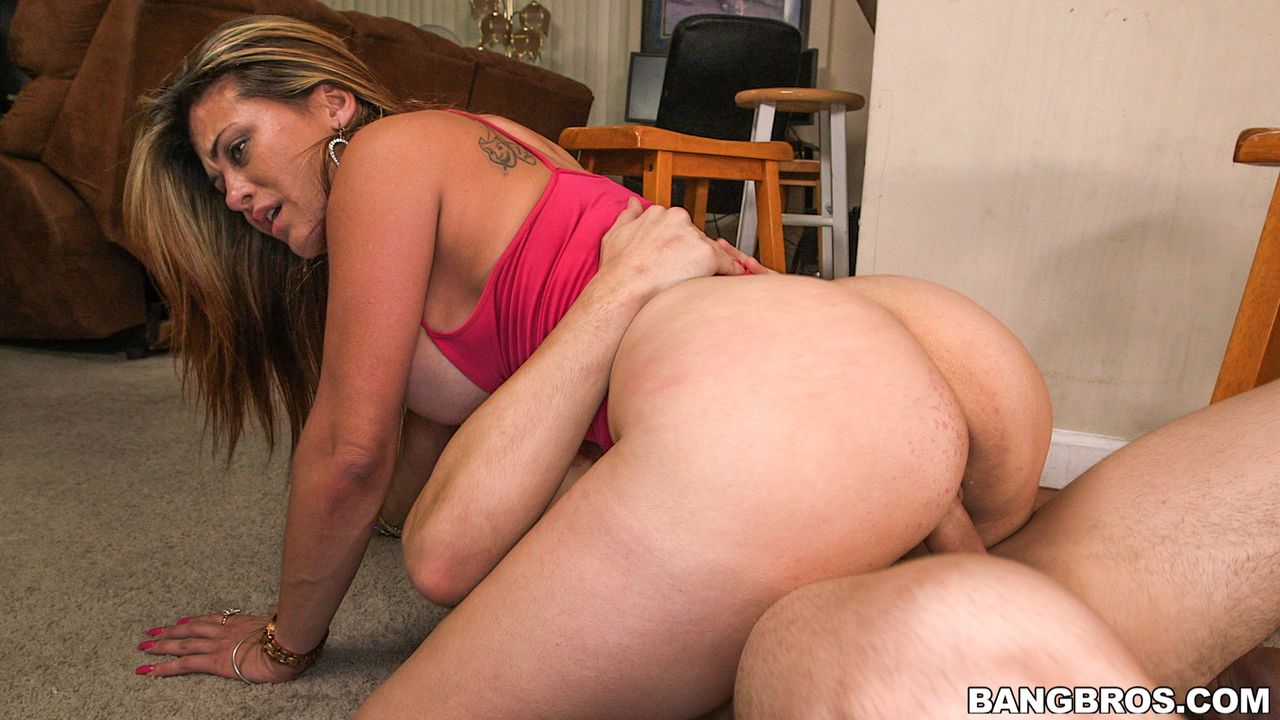 Ass big carmen ross