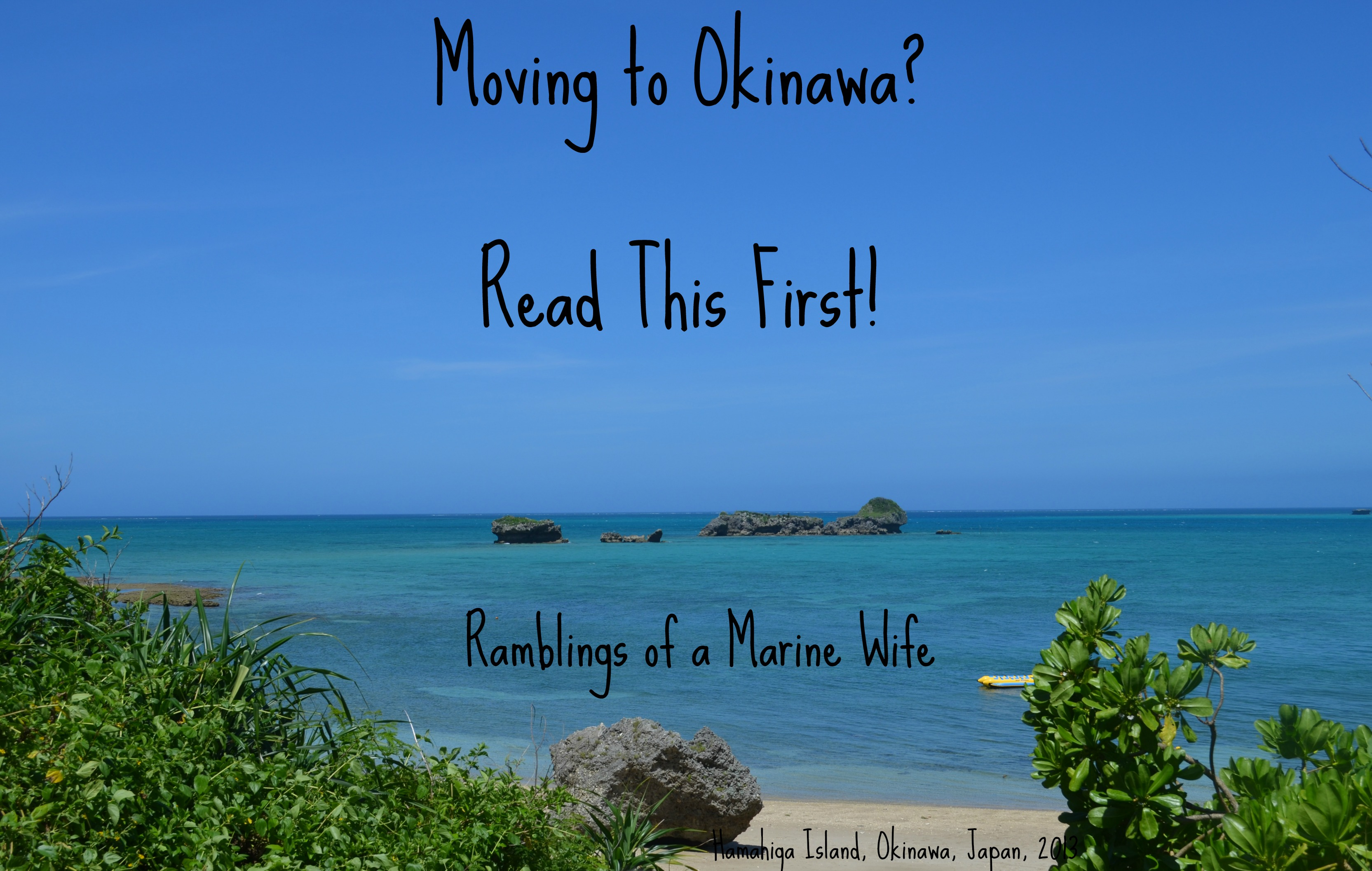 Okinawa Japan  city photos gallery : Moving to Okinawa Read This First! | Ramblings of a Marine Wife