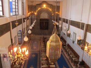 בית הכנסת העתיק 'צאלת אלעזמא' (צילום: אהרון קליגר)