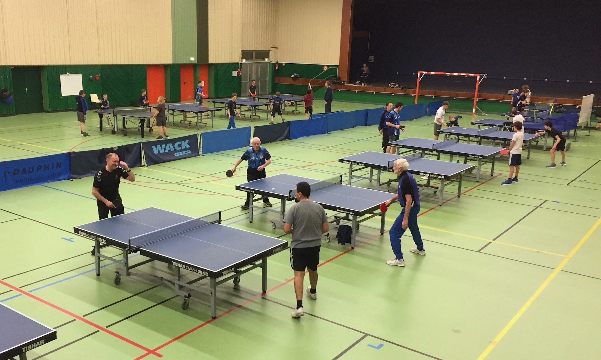 Wack Sport Tennis De Table Classement Morestel Tennis De Table