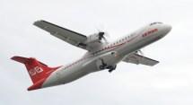 Commuter Plane to Bora Bora
