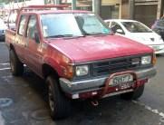 Old Nissan Pickup