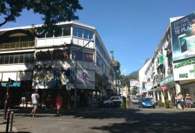 Papeete Streets