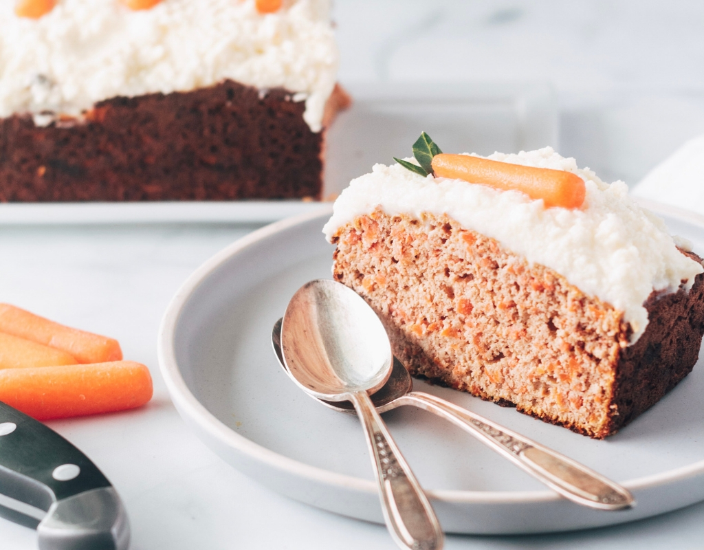 Cocos Kuchen Healthy Gluten Free Carrot Cake Loaf Recipe More Than Cocos