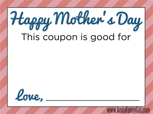 10 totally free Mother\u0027s Day gift ideas