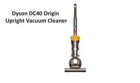 Dyson Dc40 Origin Upright Bagless Vacuum Cleaner More