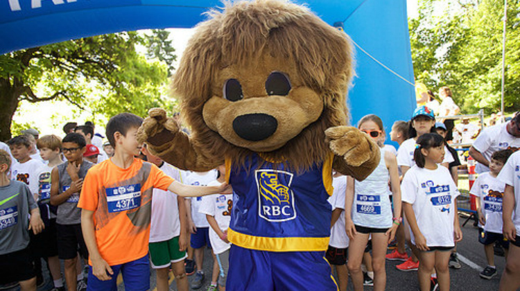 RBC Race for the Kids – Sunday June 4th in support of BC Children's Hospital