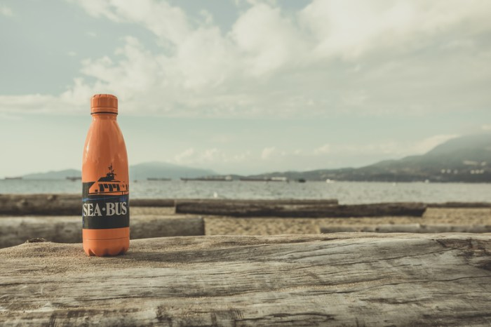 translinkstore.ca Retro Orange SeaBus Bottle