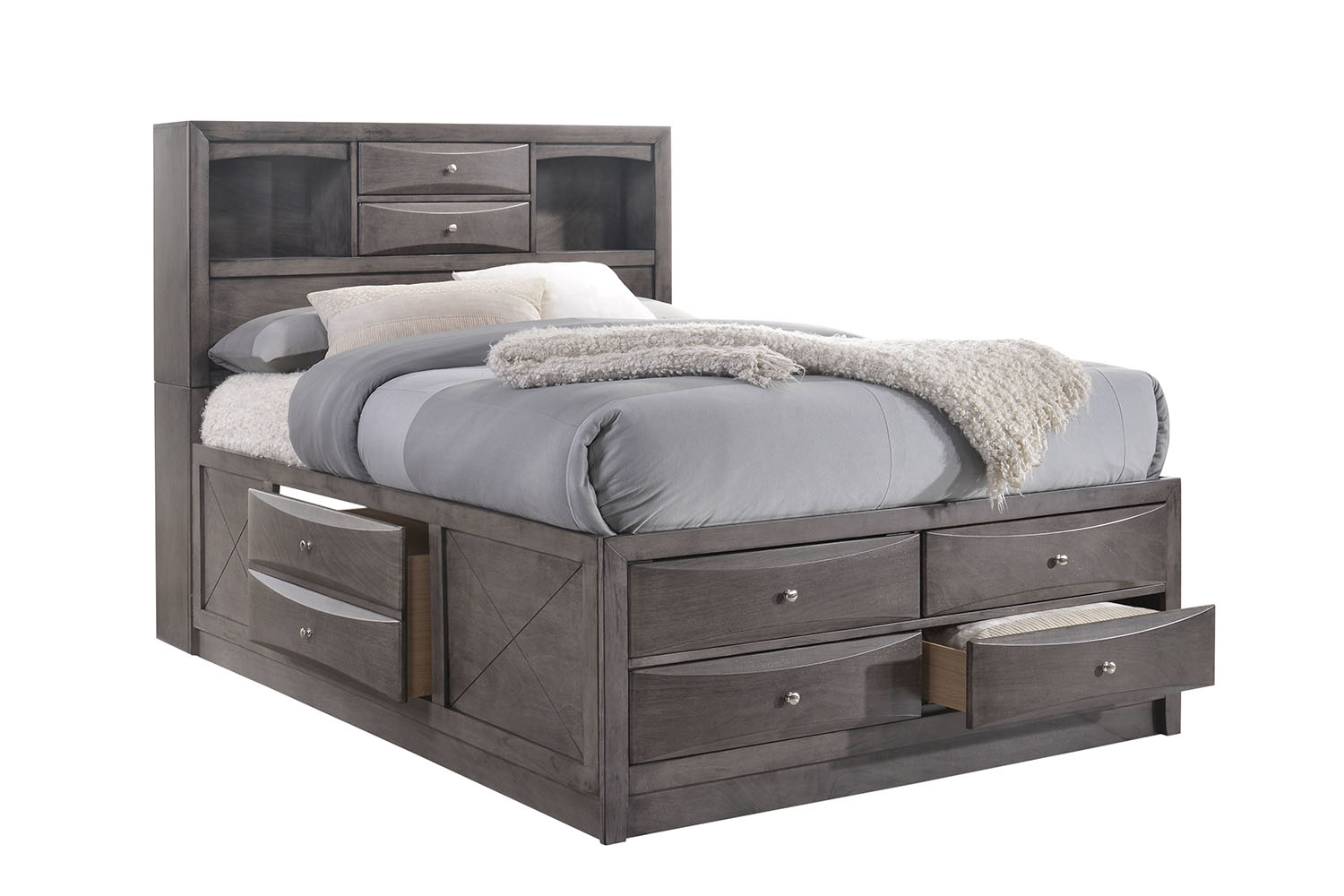 Storage Beds Edmonton West Coast S Home Furniture Store Mor Furniture For Less