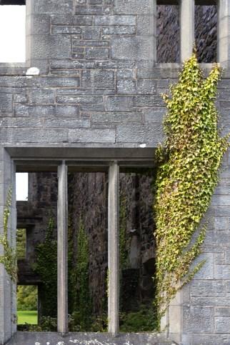 Ruine de l'ancien château du clan MacDonald
