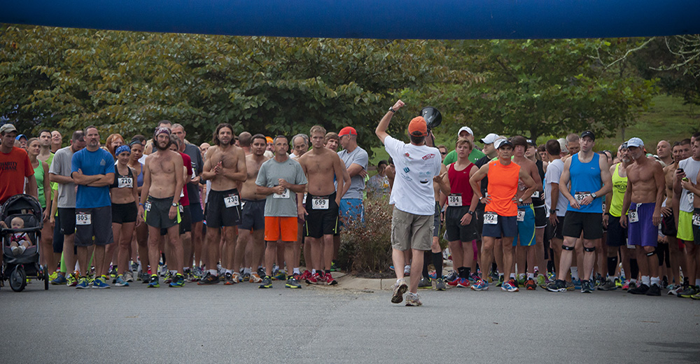 2014 Historic Morganton Festival - Sunrise Run