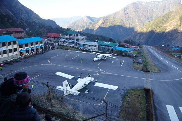 Lukla Tenzing-Hillary Airport, Nepal
