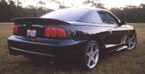 Bob Super 1996 Mustang Saleen S281 V8 Coupe