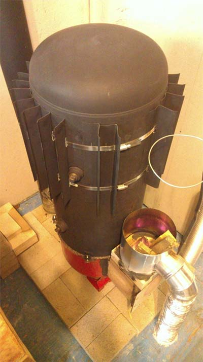 21 free diy rocket stove plans for cooking efficiently for Make a rocket stove