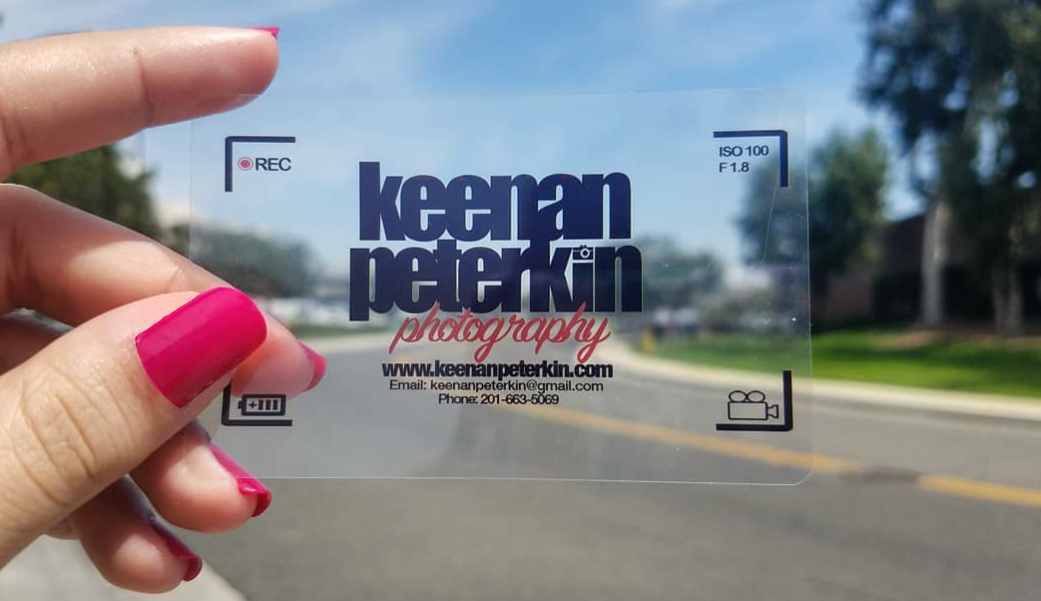 What You Need to Know Clear Plastic Business Cards